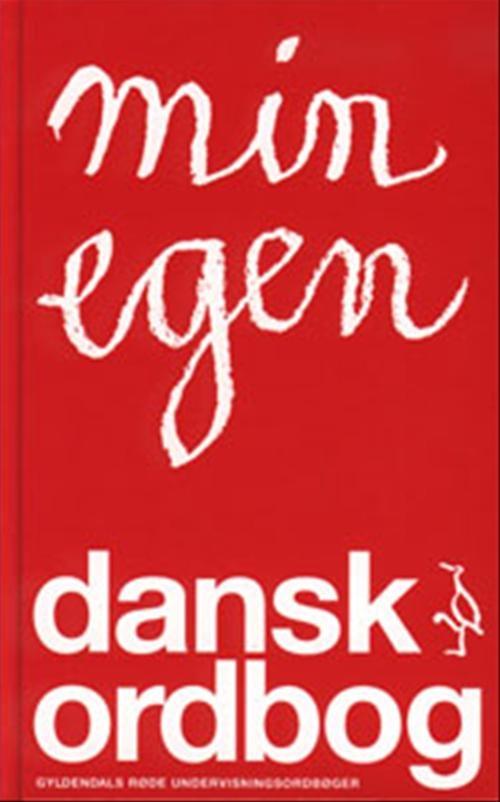 Min egen danskordbog