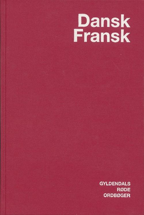 Dansk-Fransk Ordbog