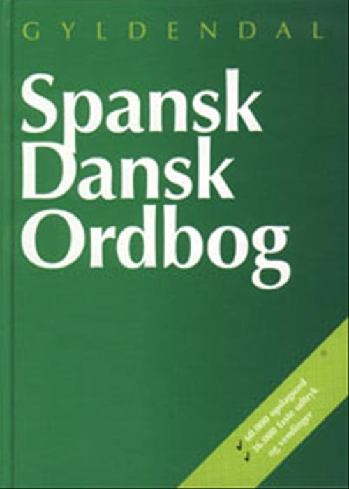 Spansk-Dansk Ordbog