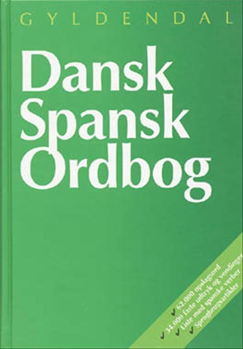 Dansk-Spansk Ordbog