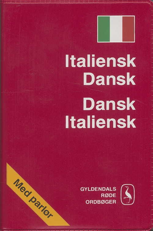 Italiensk-Dansk/Dansk-Italiensk Ordbog