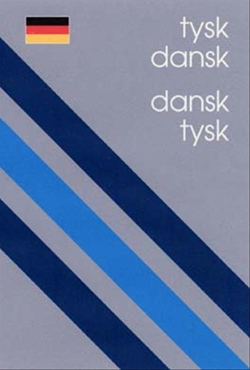 Tysk-Dansk/Dansk-Tysk Ordbog med cd-rom