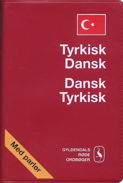 Tyrkisk-Dansk/Dansk-Tyrkisk Ordbog