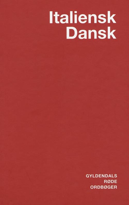 Italiensk-Dansk Ordbog