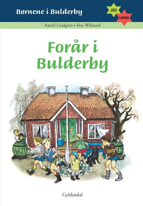 Jeg læser. Forår i Bulderby
