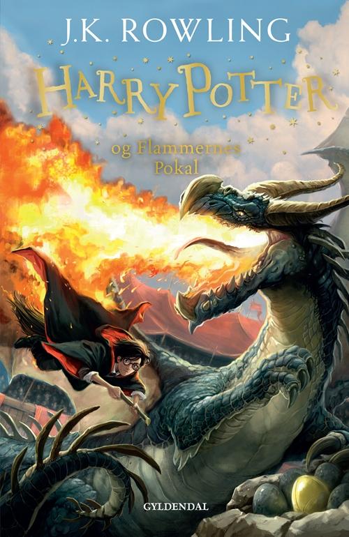 Harry Potter 4 - Harry Potter og Flammernes Pokal