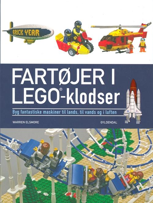 Fartøjer i LEGO®-klodser