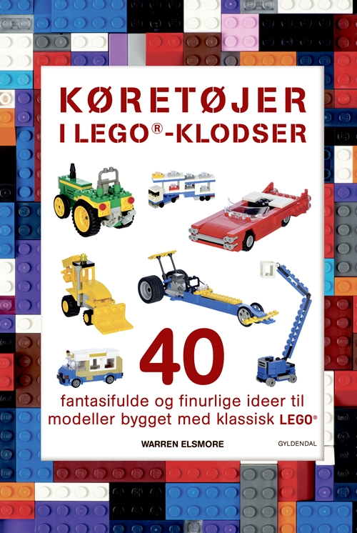 Køretøjer i LEGO®-klodser