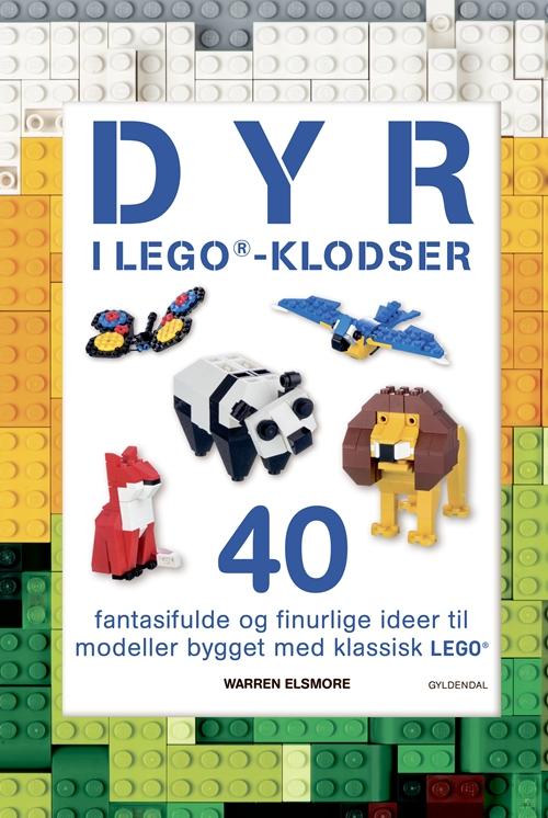 Dyr i LEGO®-klodser