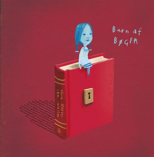 Barn af bøger