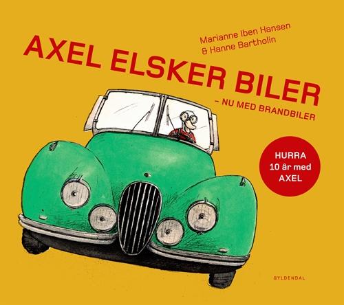 Axel elsker biler