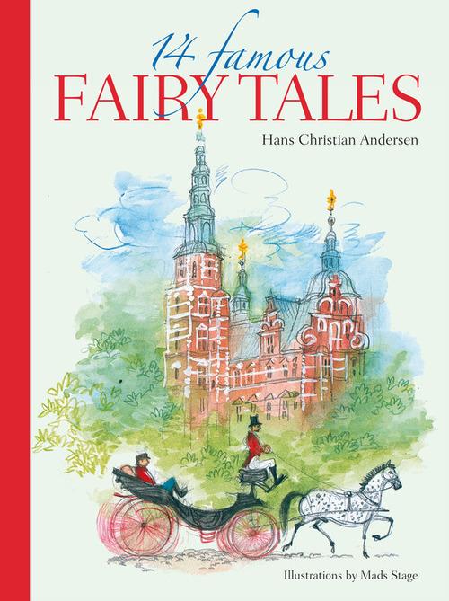 14 Famous fairy tales