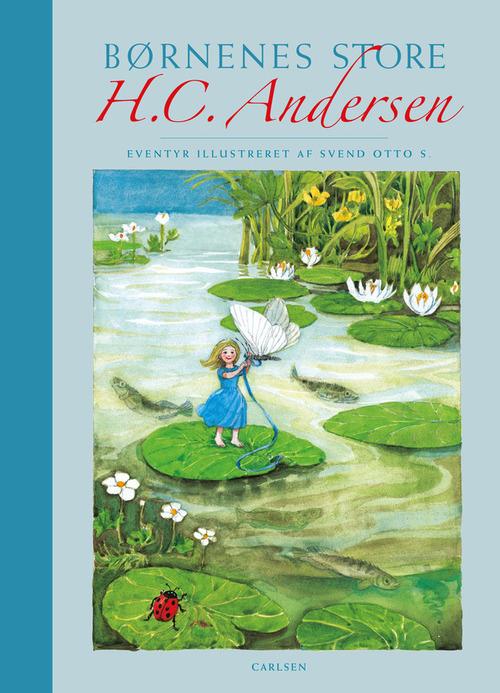 Børnenes store H.C. Andersen m/lærredsryg
