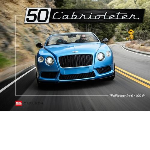50 Cabrioleter