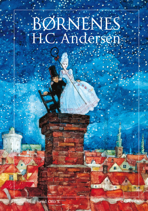 Børnenes H.C. Andersen m/CD
