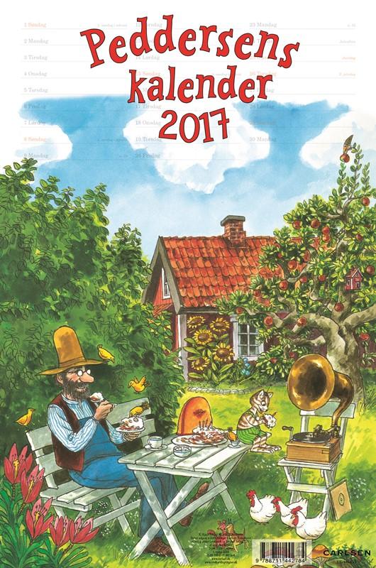 Peddersen kalender 2017