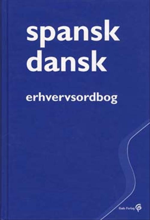 Spansk-dansk erhvervsordbog