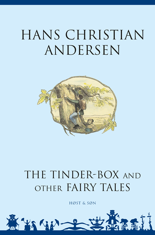 The Tinder-Box and other Fairy Tales. Pastel