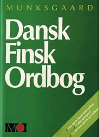 Dansk-finsk ordbog