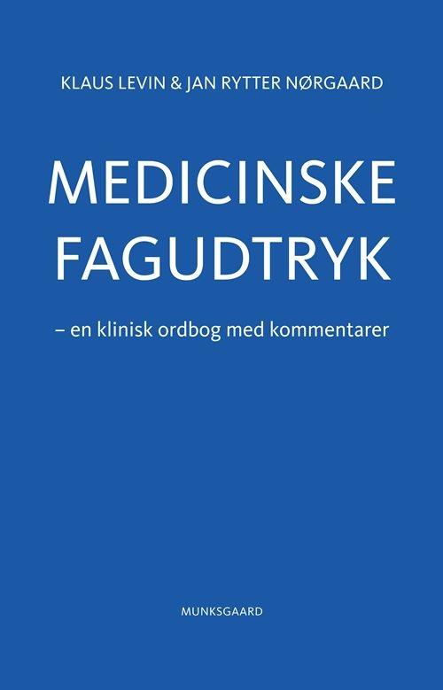 Medicinske fagudtryk ink. elektronisk udgave