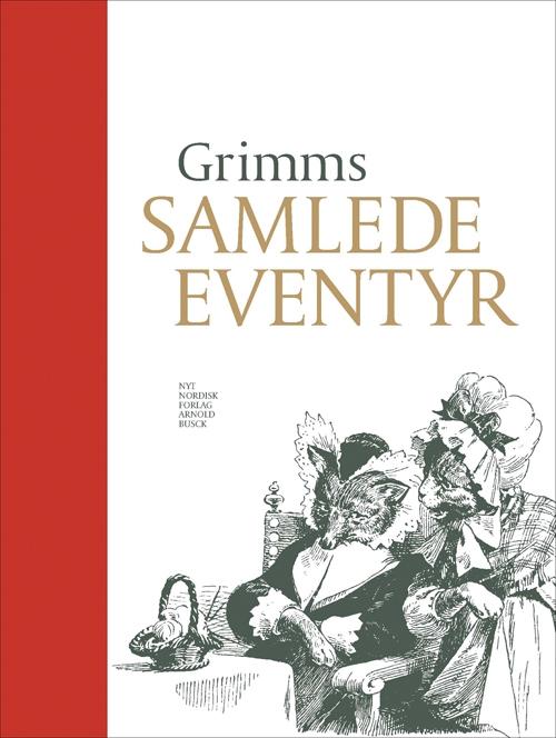 Grimms samlede eventyr