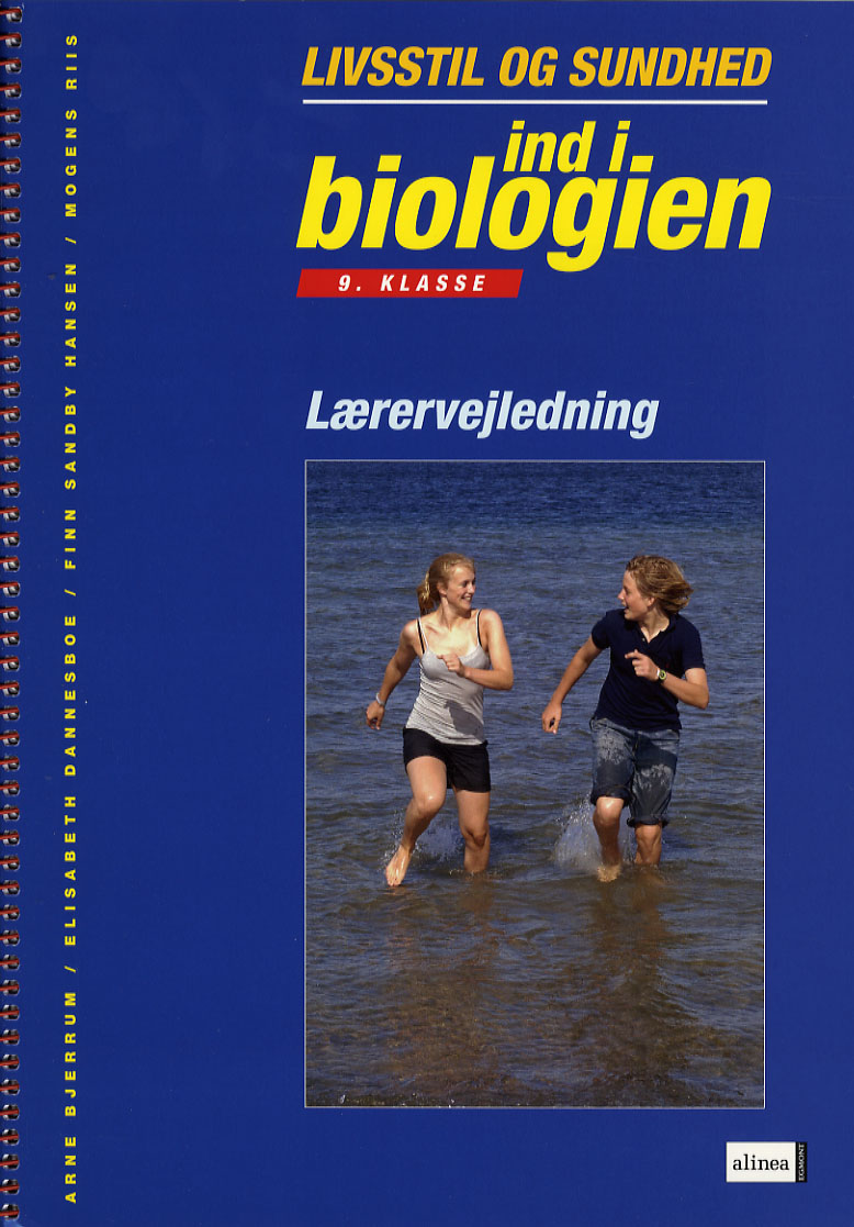 Ind i biologien, 9.kl. Sundhed og livsstil, Lærervejledning