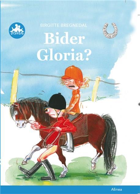 Bider Gloria? Blå Læseklub