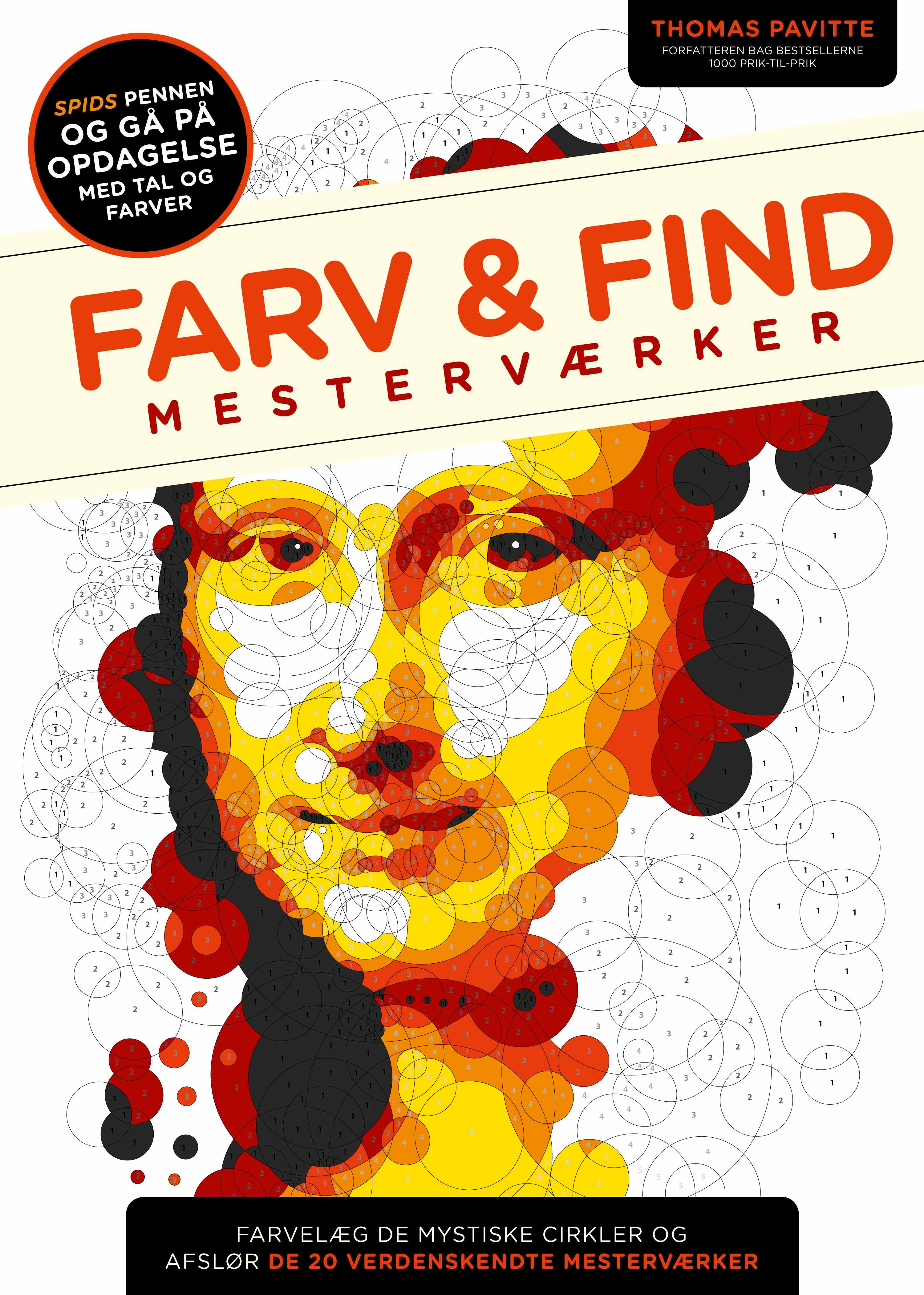 FARV & FIND Mesterværker