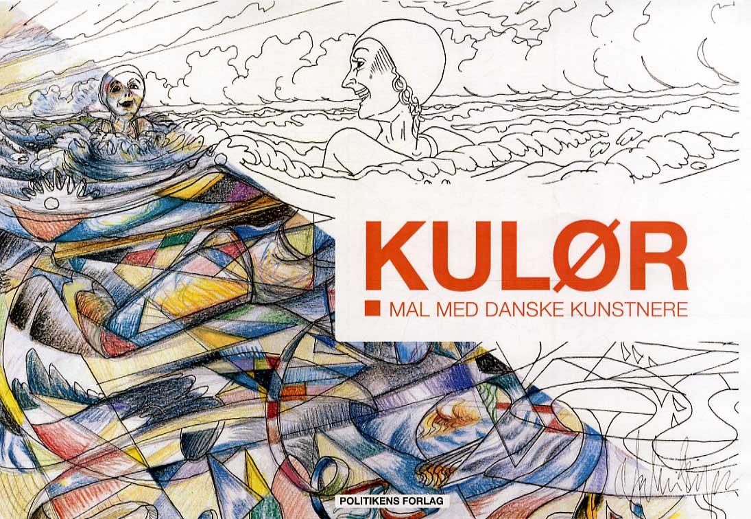KULØR - Mal med danske kunstnere