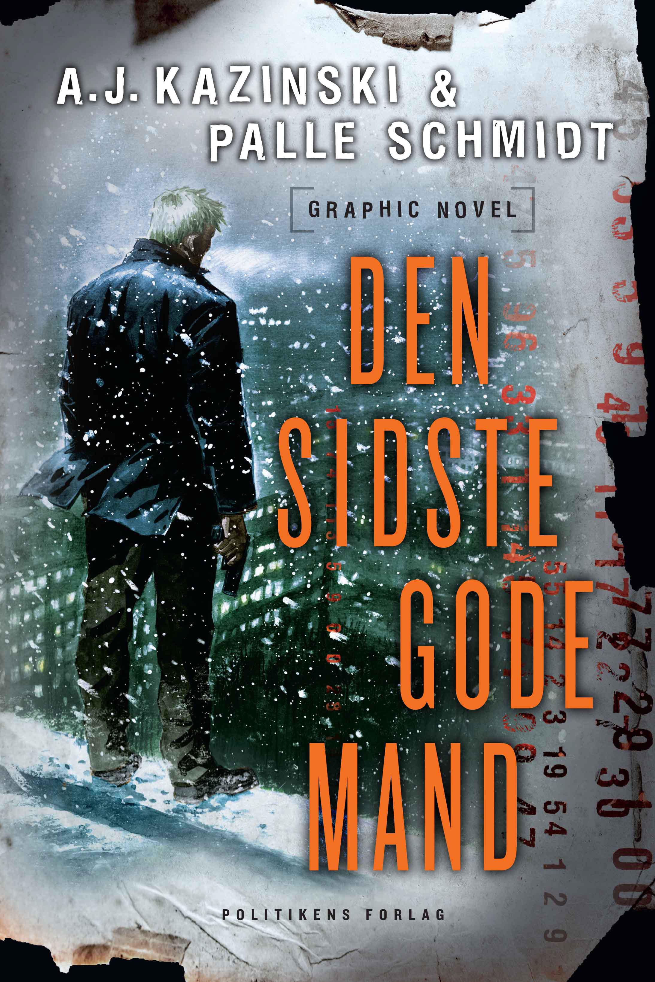 Den sidste gode mand - graphic novel