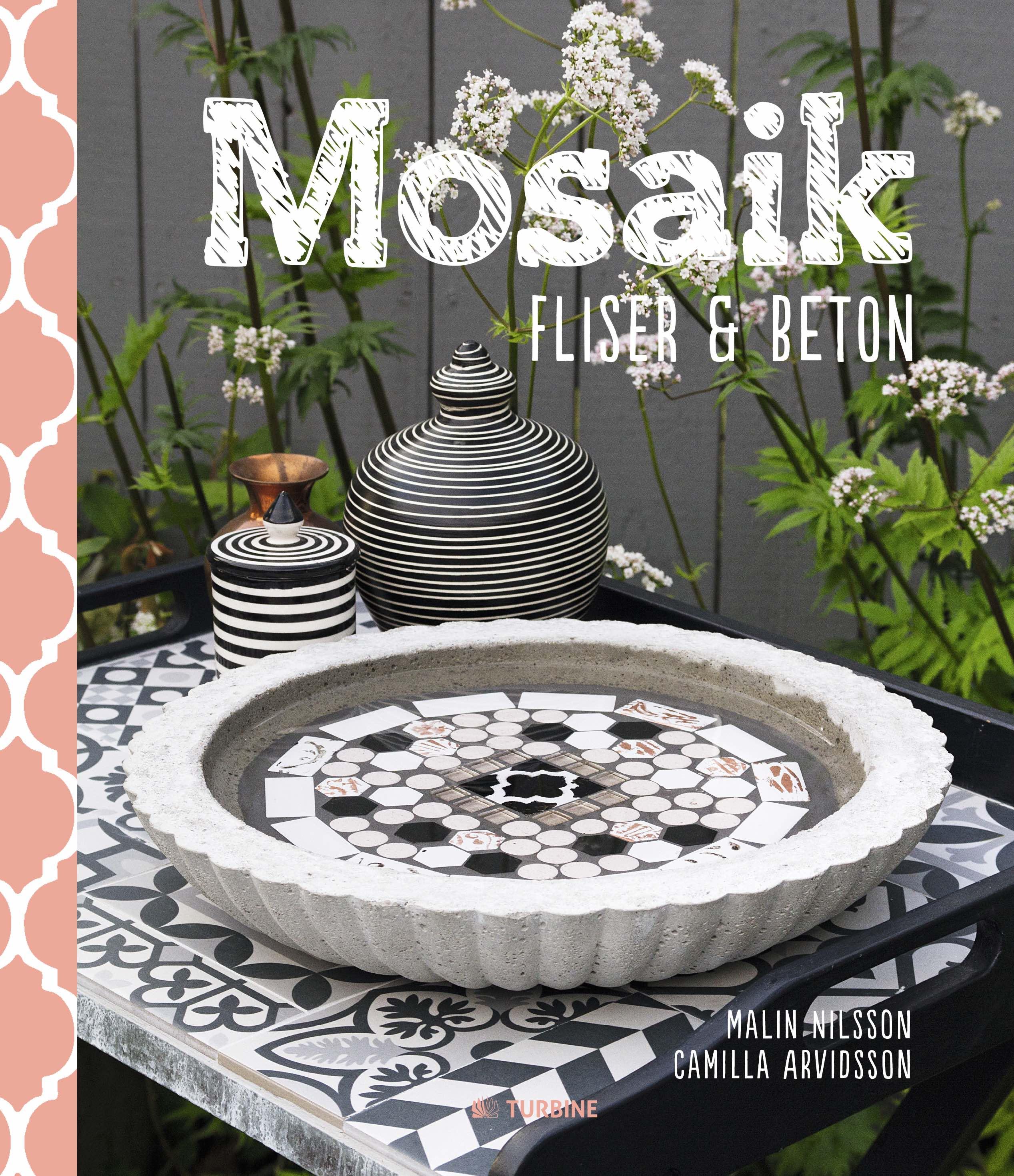 Mosaik, fliser og beton