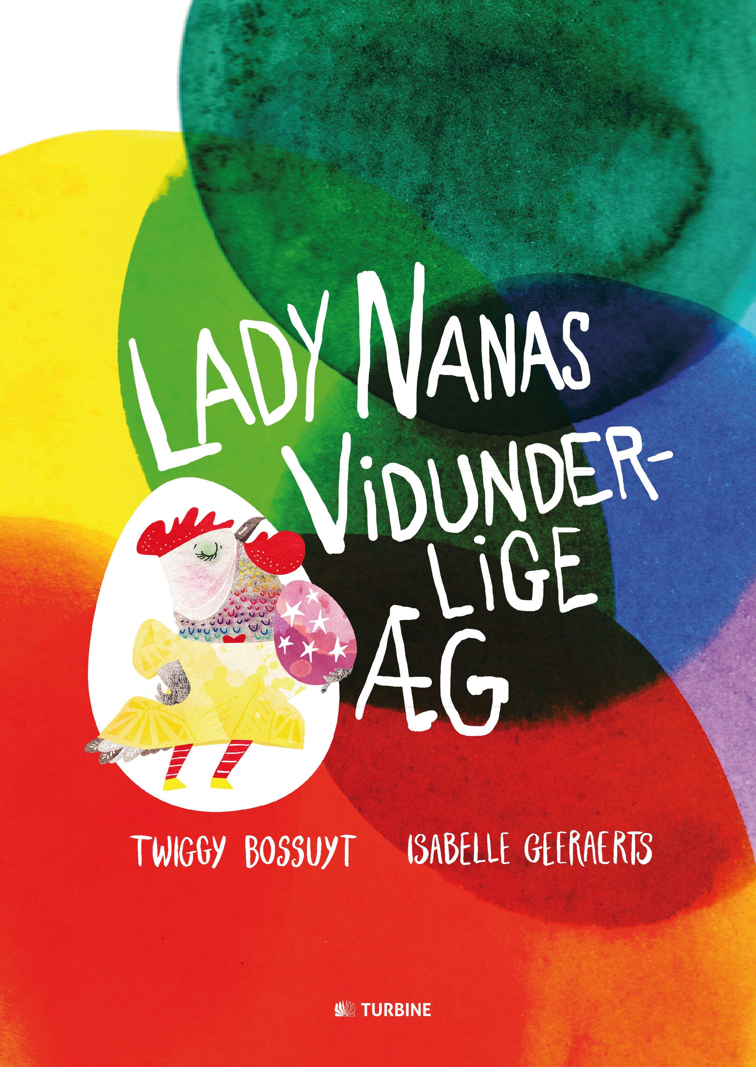 Lady Nanas vidunderlige æg