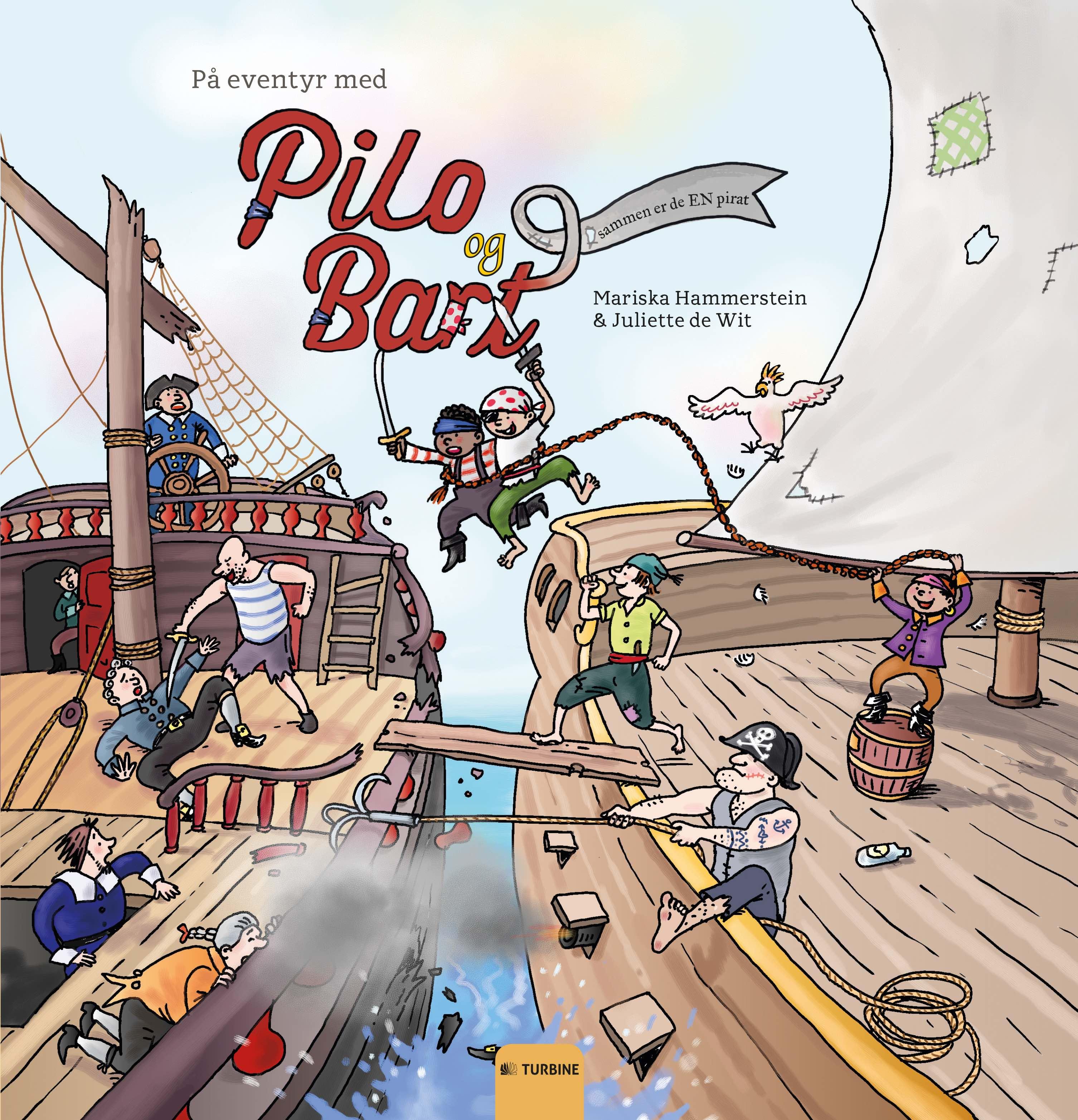 På eventyr med Pilo og Bart
