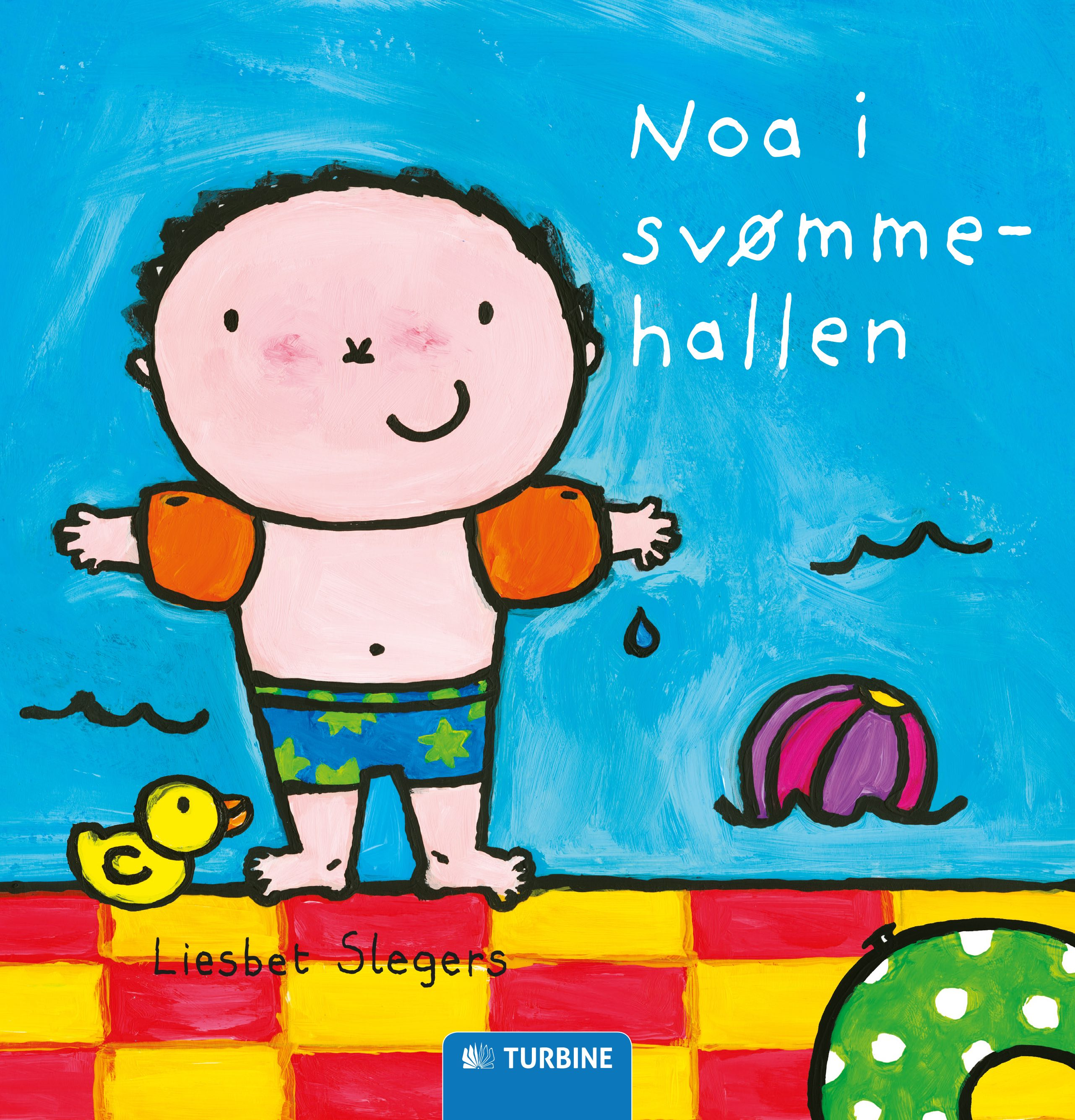 Noa i svømmehallen