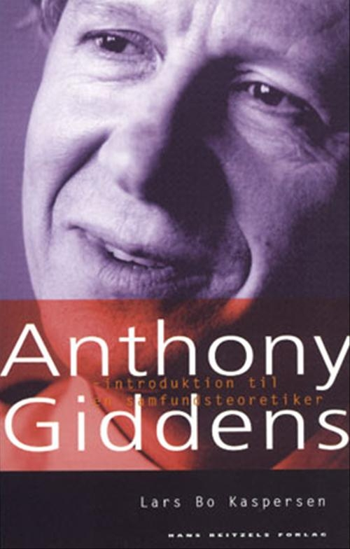 Anthony Giddens.