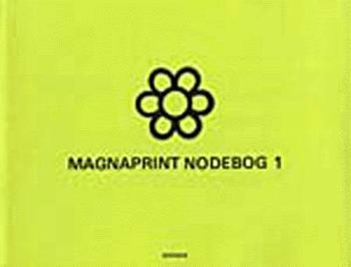 MAGNAPRINT NODEBOG 1 (GRØN) MP