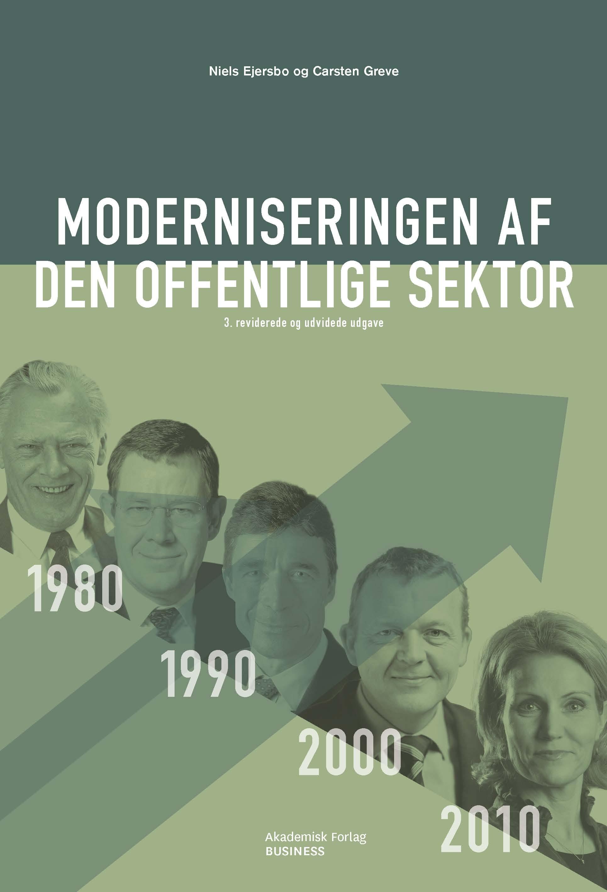 Moderniseringen af den offentlige sektor 3. opdaterede og reviderede udgave