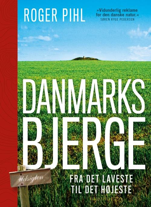 Danmarks bjerge (pocket)