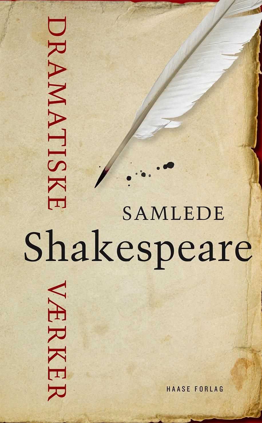 Samlede Shakespeare, hb