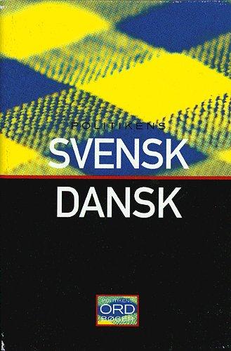 Politikens svensk-dansk, dansk-svensk