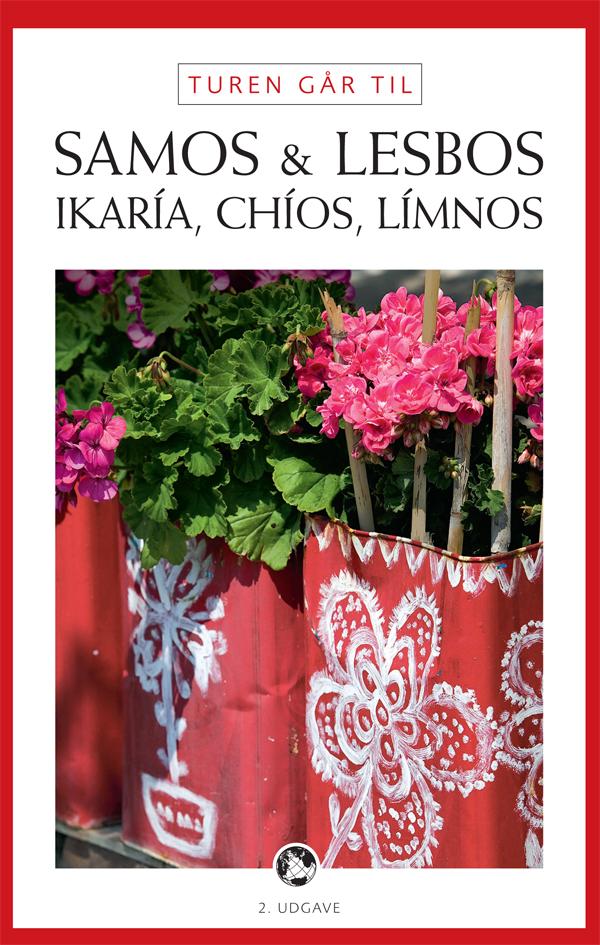 Turen går til Samos, Lesbos, Ikaría, Chíos, Límnos