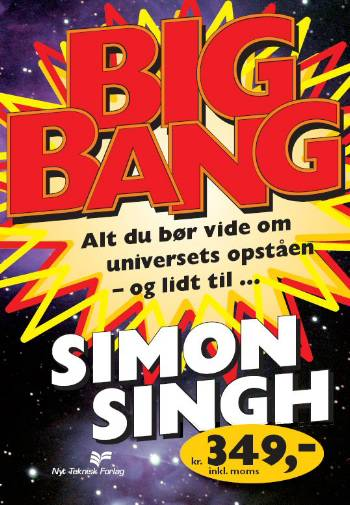 Plakat til Big Bang
