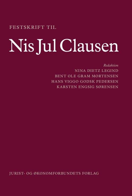 Festskrift til Nis Jul Clausen