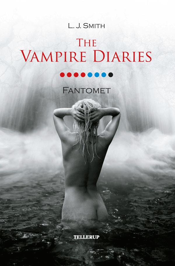 The Vampire Diaries #8 Fantomet