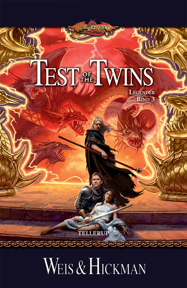 DragonLance Legender #3: Test of the Twins