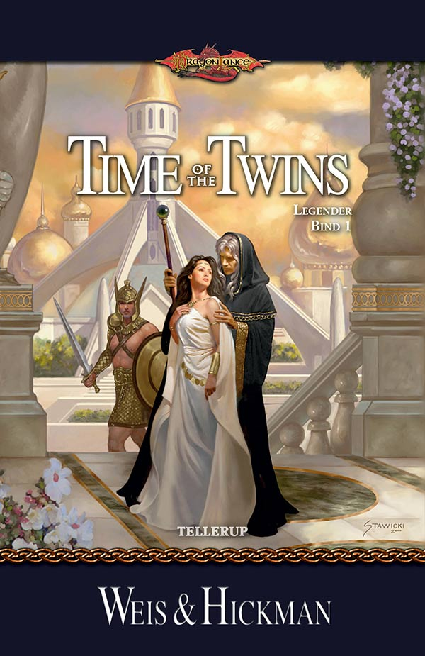 DragonLance Legender #1: Time of the Twins