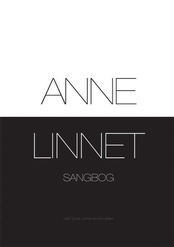 Anne Linnet Sangbog