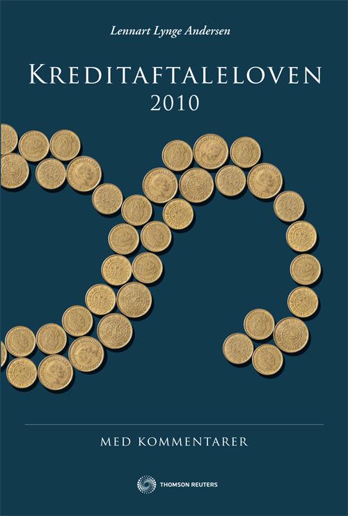 Kreditaftaleloven 2010 med kommentarer
