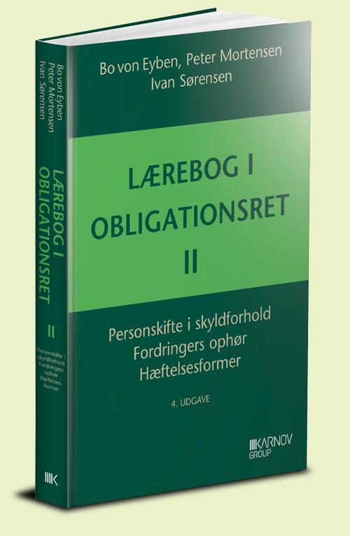 Lærebog i obligationsret II