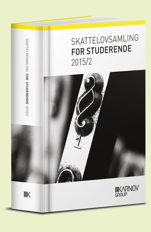 Skattelovsamling for studerende 2015/2